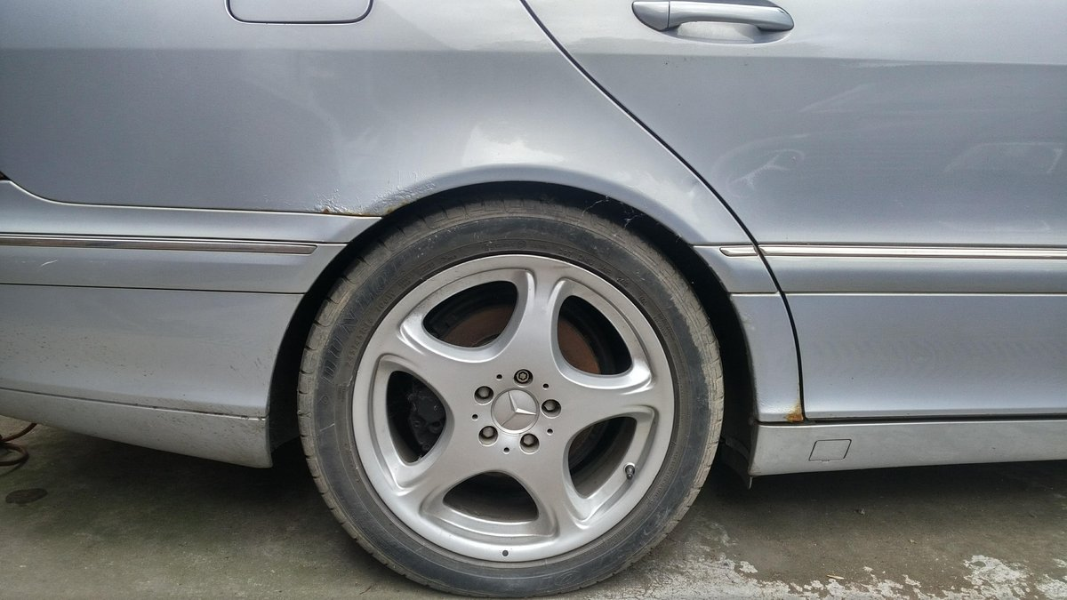 2000 Mercedes S430 Auto Longwheel Base SOLD (picture 5 of 6)