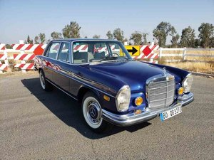 1969 Mercedes 300sel 6.3 Sedan = Blue(~)Grey driver $19.9k For Sale