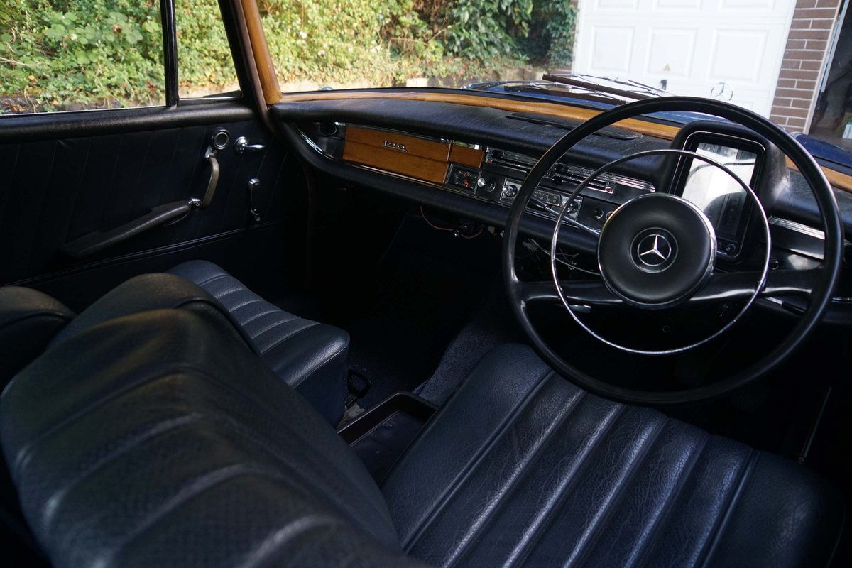 1962 W110 Fintail For Sale (picture 4 of 6)