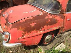 MB 190SL W121 RHD 1960R PROJECT For Sale