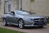 2009 Mercedes SLK 200 Kompressor - 44,000 Miles  For Sale