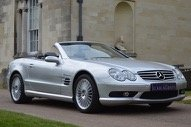2005 Mercedes SL55 AMG KOMPRESSOR - 13,700 Miles For Sale