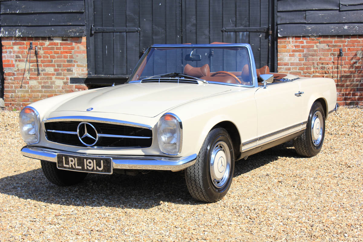1970 Mercedes Pagoda 280SL Automatic  For Sale (picture 1 of 5)