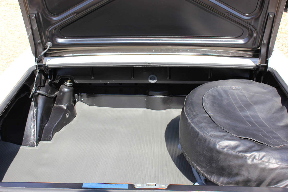 1970 Mercedes Pagoda 280SL Automatic  For Sale (picture 4 of 5)