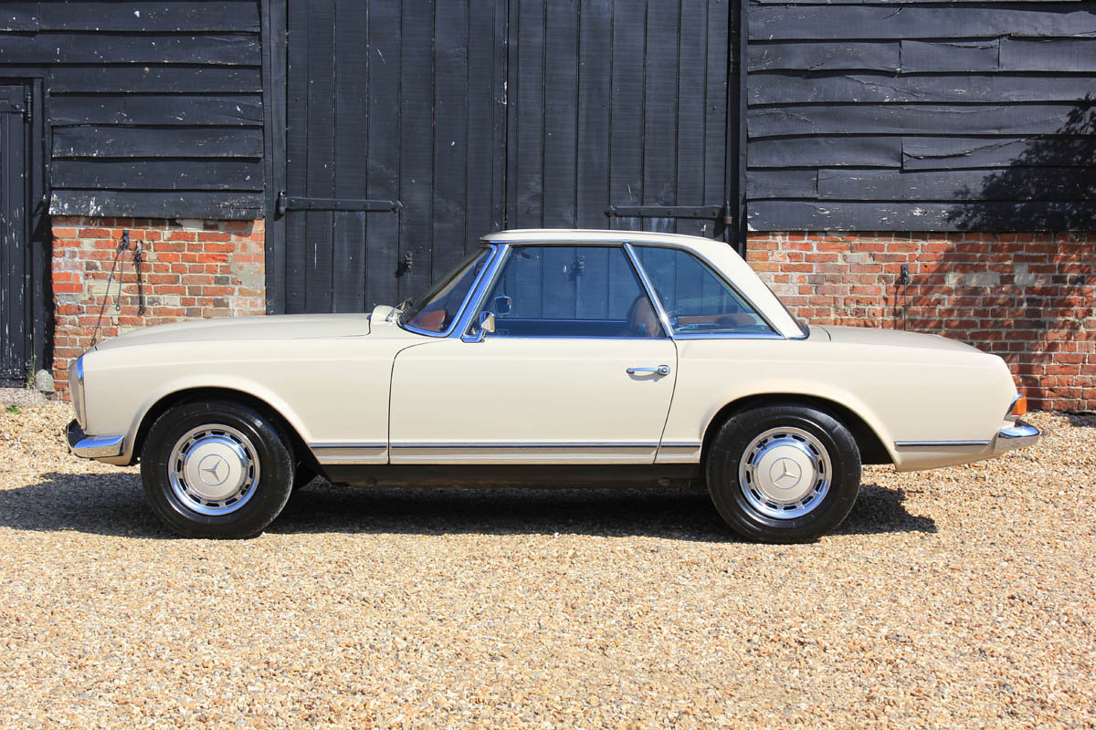 1970 Mercedes Pagoda 280SL Automatic  For Sale (picture 5 of 5)