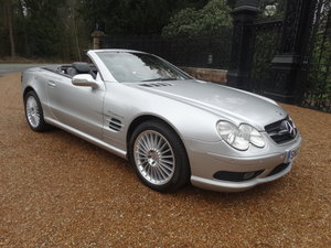 Picture of 2003 MERCEDES SL55 AMG SOLD