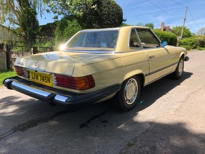 1975 Mercedes 450 SL Convertible/Hard Top  For Sale