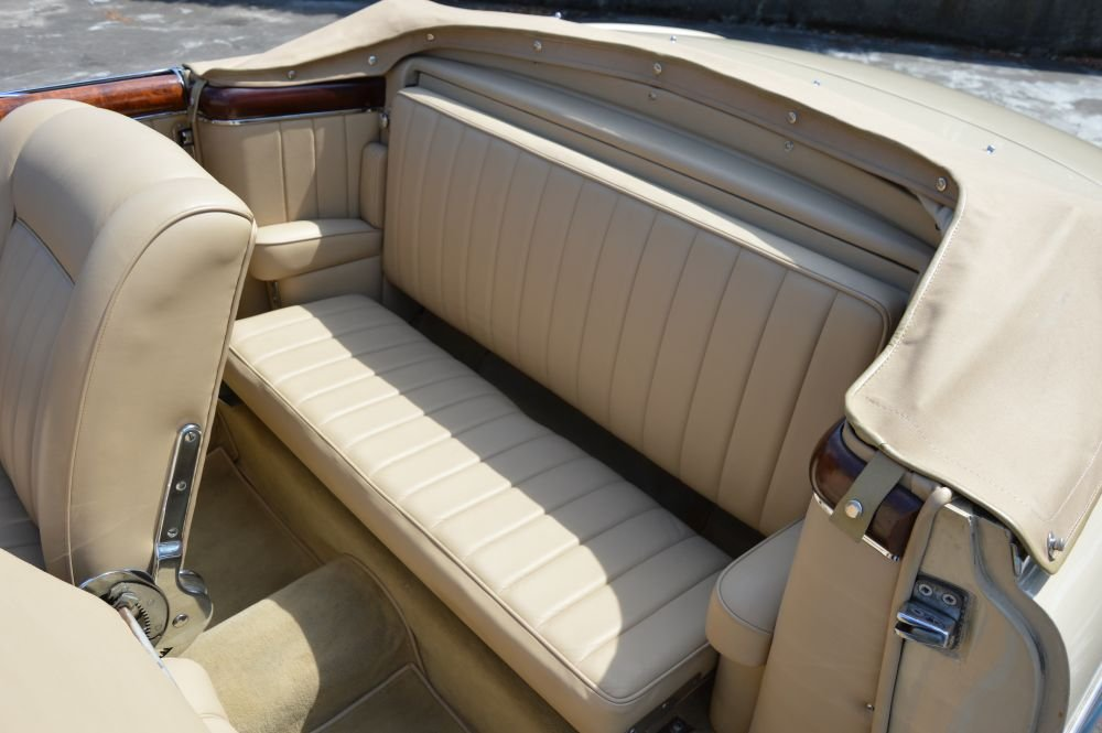 (1023) Mercedes-Benz 220 S Cabriolet - 1958 For Sale (picture 5 of 6)