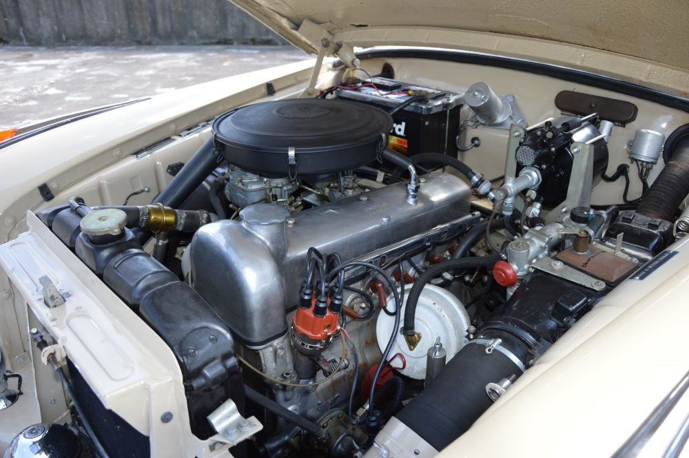 (1023) Mercedes-Benz 220 S Cabriolet - 1958 For Sale (picture 6 of 6)