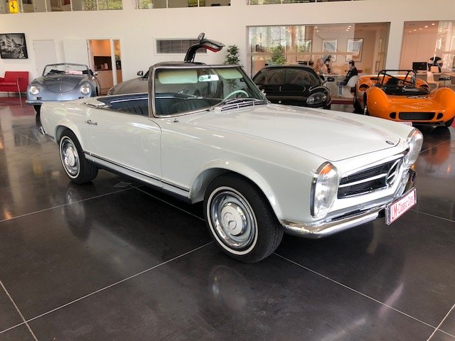 1967 Mercedes 230 SL Pagode For Sale (picture 2 of 6)