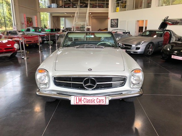 1967 Mercedes 230 SL Pagode For Sale (picture 4 of 6)