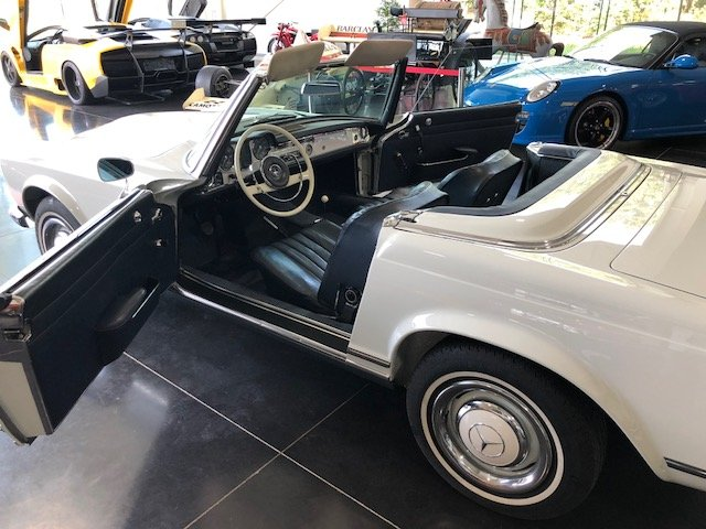 1967 Mercedes 230 SL Pagode For Sale (picture 5 of 6)