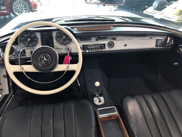 1967 Mercedes 230 SL Pagode For Sale (picture 6 of 6)