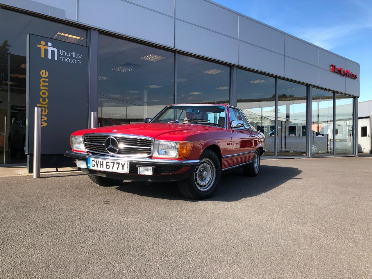 1982 Mercedes-Benz 280 For Sale (picture 1 of 6)