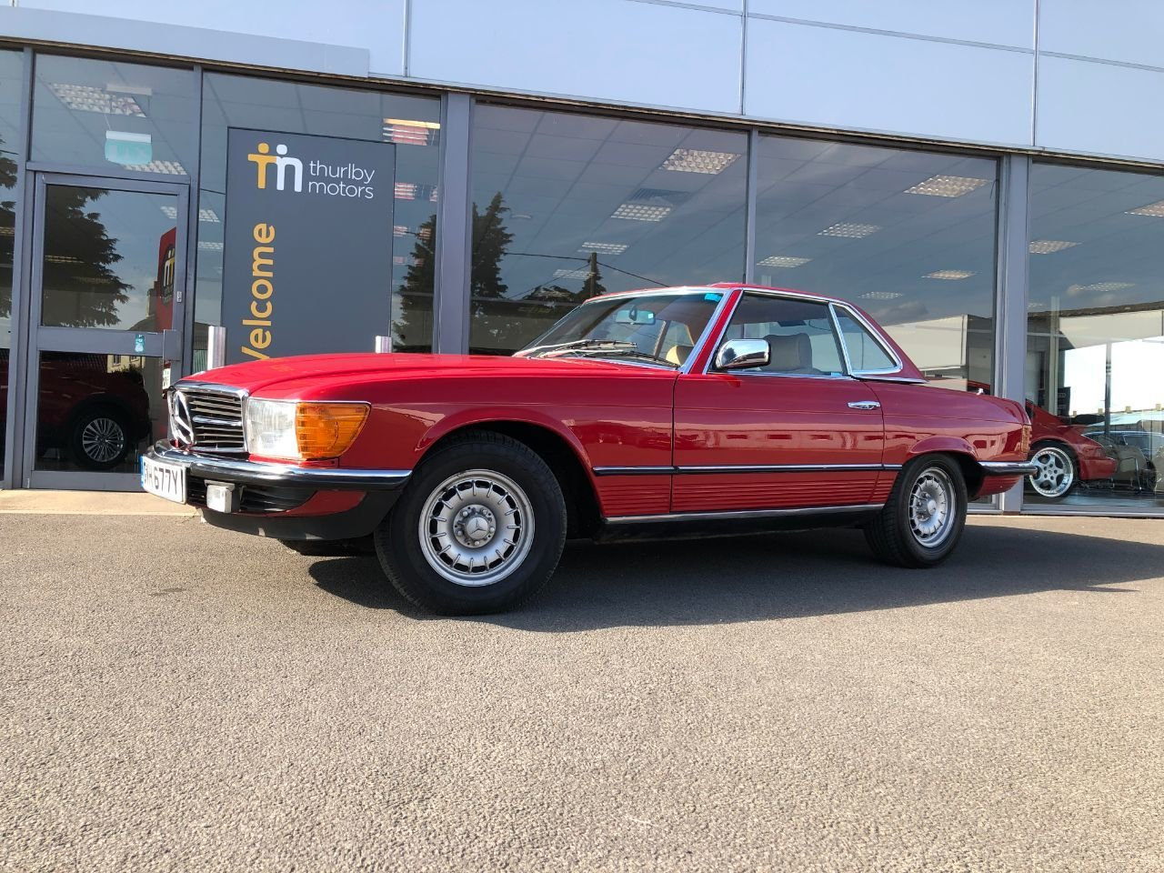 1982 Mercedes-Benz 280 For Sale (picture 2 of 6)