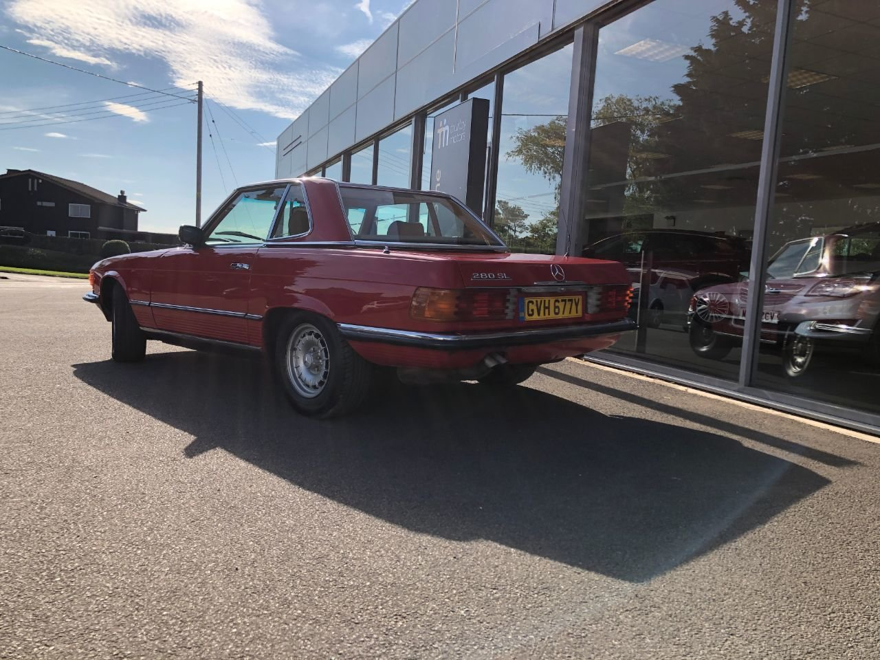1982 Mercedes-Benz 280 For Sale (picture 4 of 6)