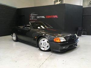 1994 Mercedes SL500 AMG r129