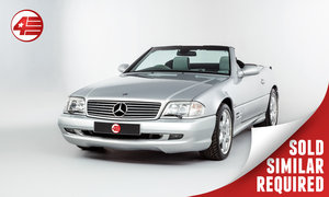 2001 Mercedes R129 SL500 Silver Arrow /// 1 Owner and 14k Miles SOLD