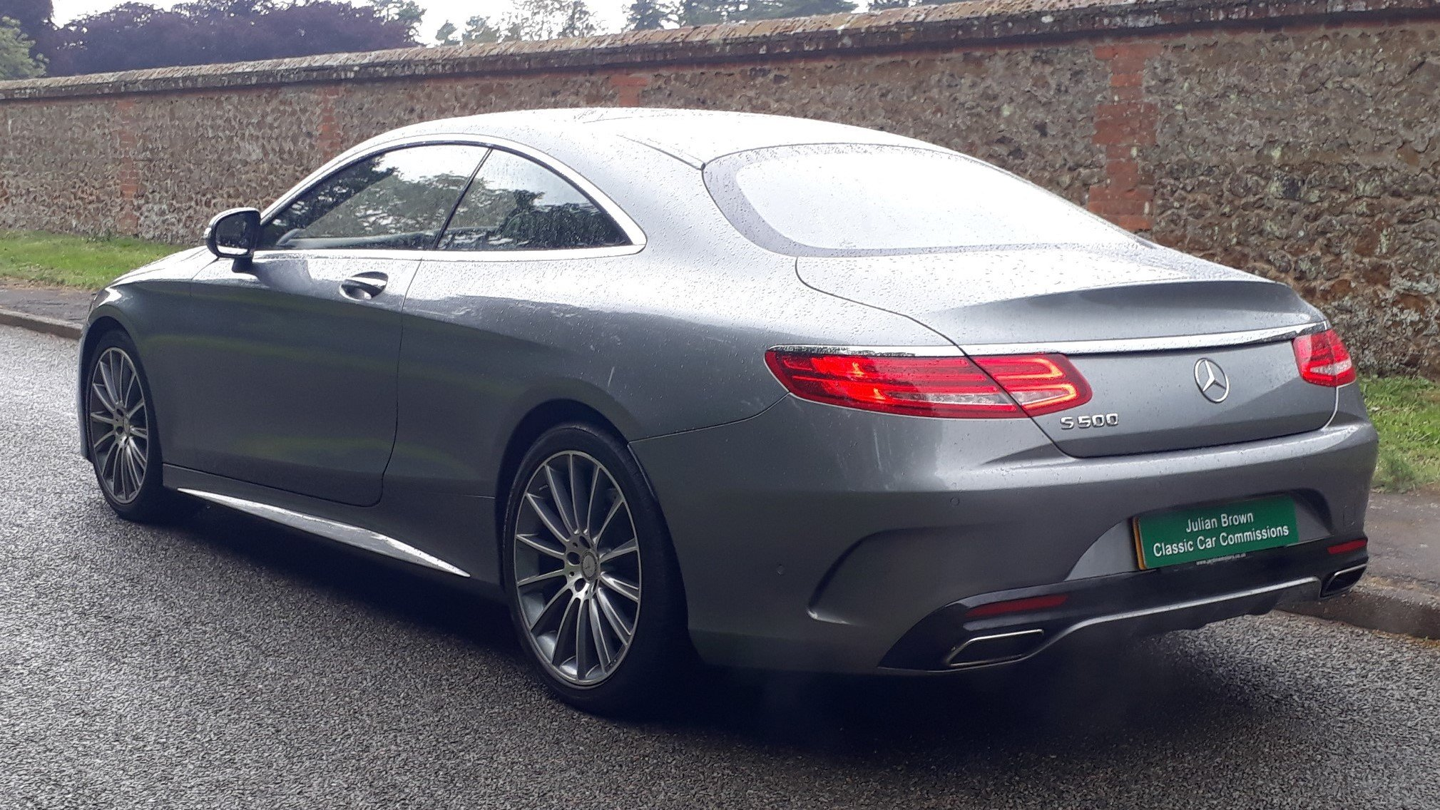 Mercedes-Benz S500 AMG Coupe 2015 29k Miles 1 Owner £110k V8 SOLD (picture 2 of 6)