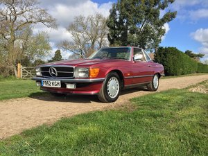 1989 Mercedes 300SL project For Sale