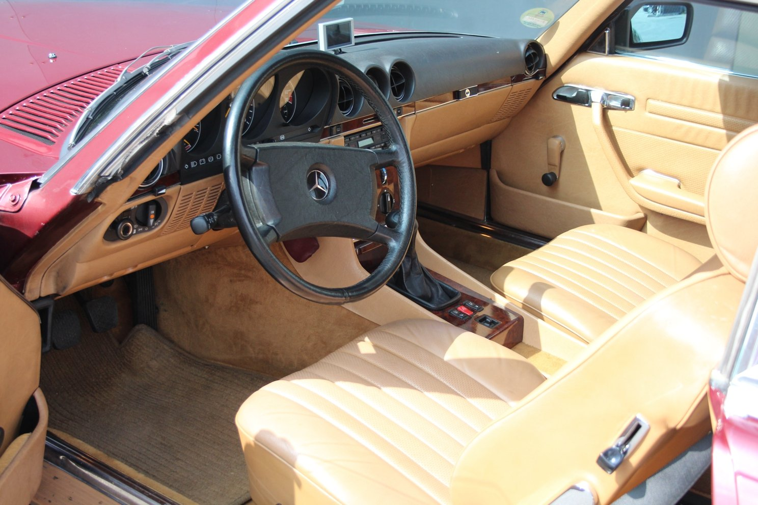 1986 Mercedes-Benz 300 SL LHD For Sale (picture 3 of 6)