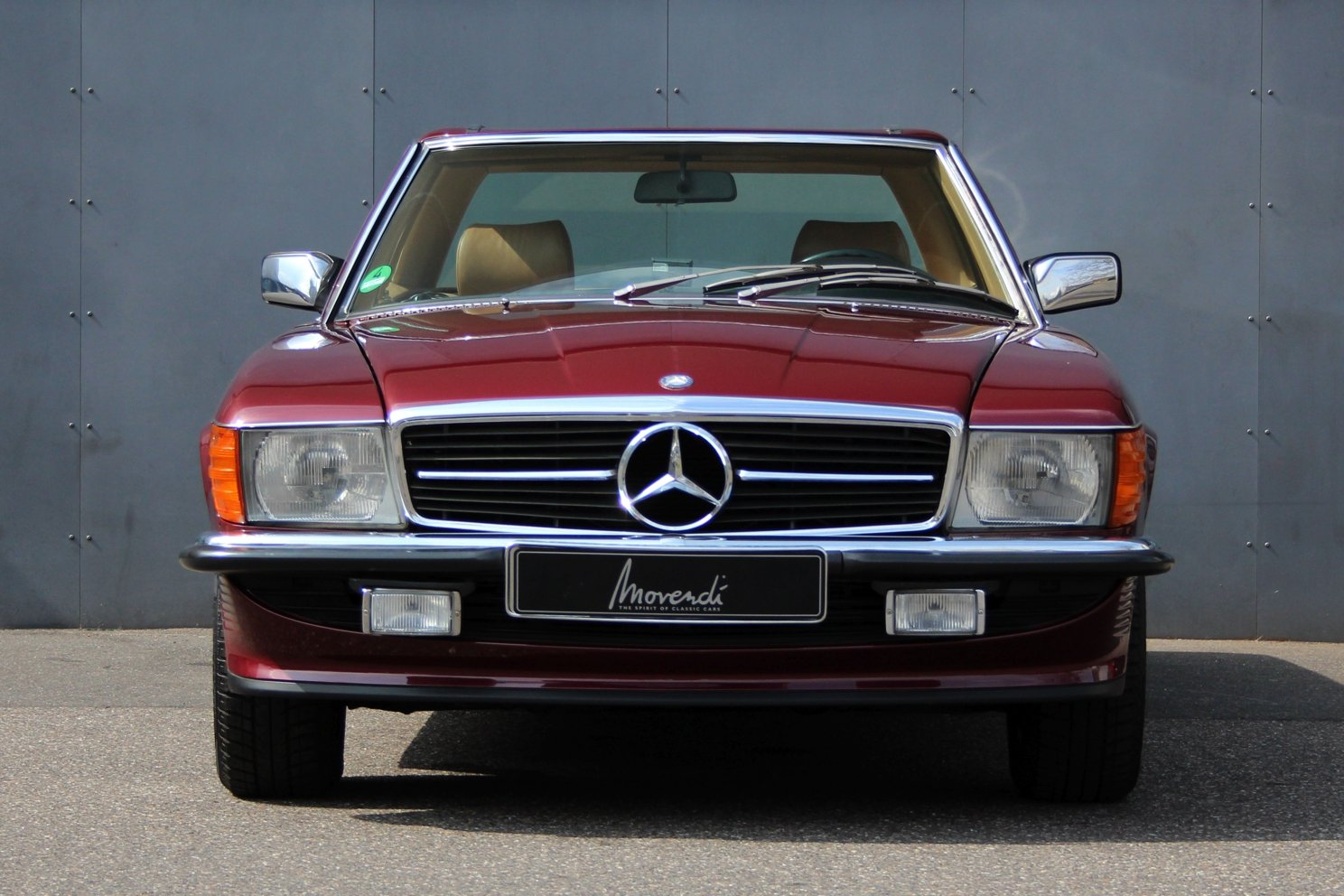 1986 Mercedes-Benz 300 SL LHD For Sale (picture 6 of 6)