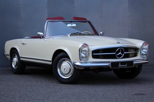 1963 Mercedes-Benz 230 SL Pagoda LHD For Sale