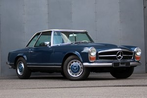 1963 Mercedes-Benz 280 SL Pagoda LHD (Automatic transmission) For Sale