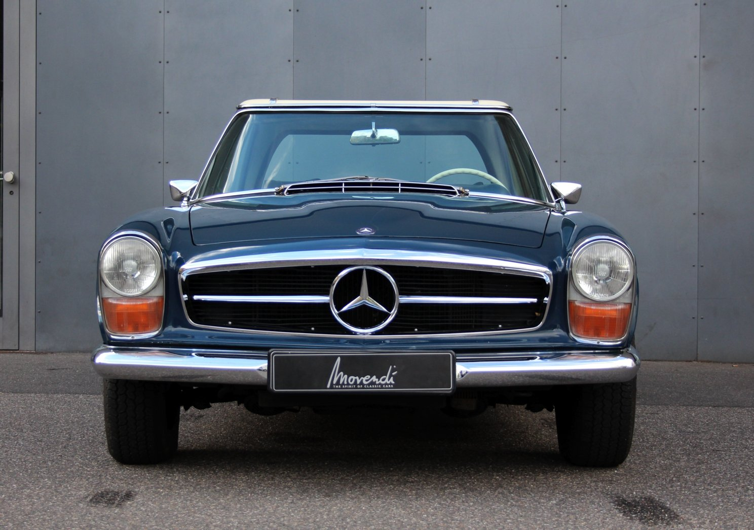 1963 Mercedes-Benz 280 SL Pagoda LHD (Automatic transmission) For Sale (picture 6 of 6)