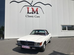 1972 mercedes 350SL top condition For Sale