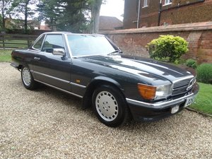 1986 Mercedes R107 500 SL Auto at ACA 15th June  For Sale