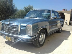 1976 Mercedes W115 200/4  For Sale