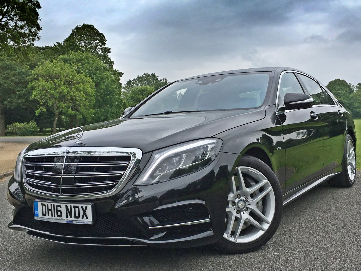 2016 Mercedes S600L BiTurbo V12 - 21,487 miles For Sale (picture 1 of 6)