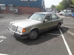 Mercedes 260E 1990 W124 For Sale
