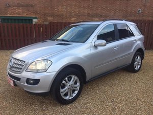 2006 LHD MERCEDES-BENZ ML280 SPORT 3.0TD CDI LEFT HAND DRIVE For Sale