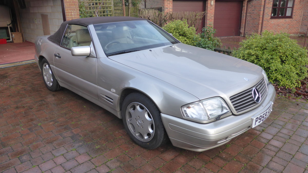 Mercedes Benz SL320 R129 1996 For Sale (picture 2 of 6)