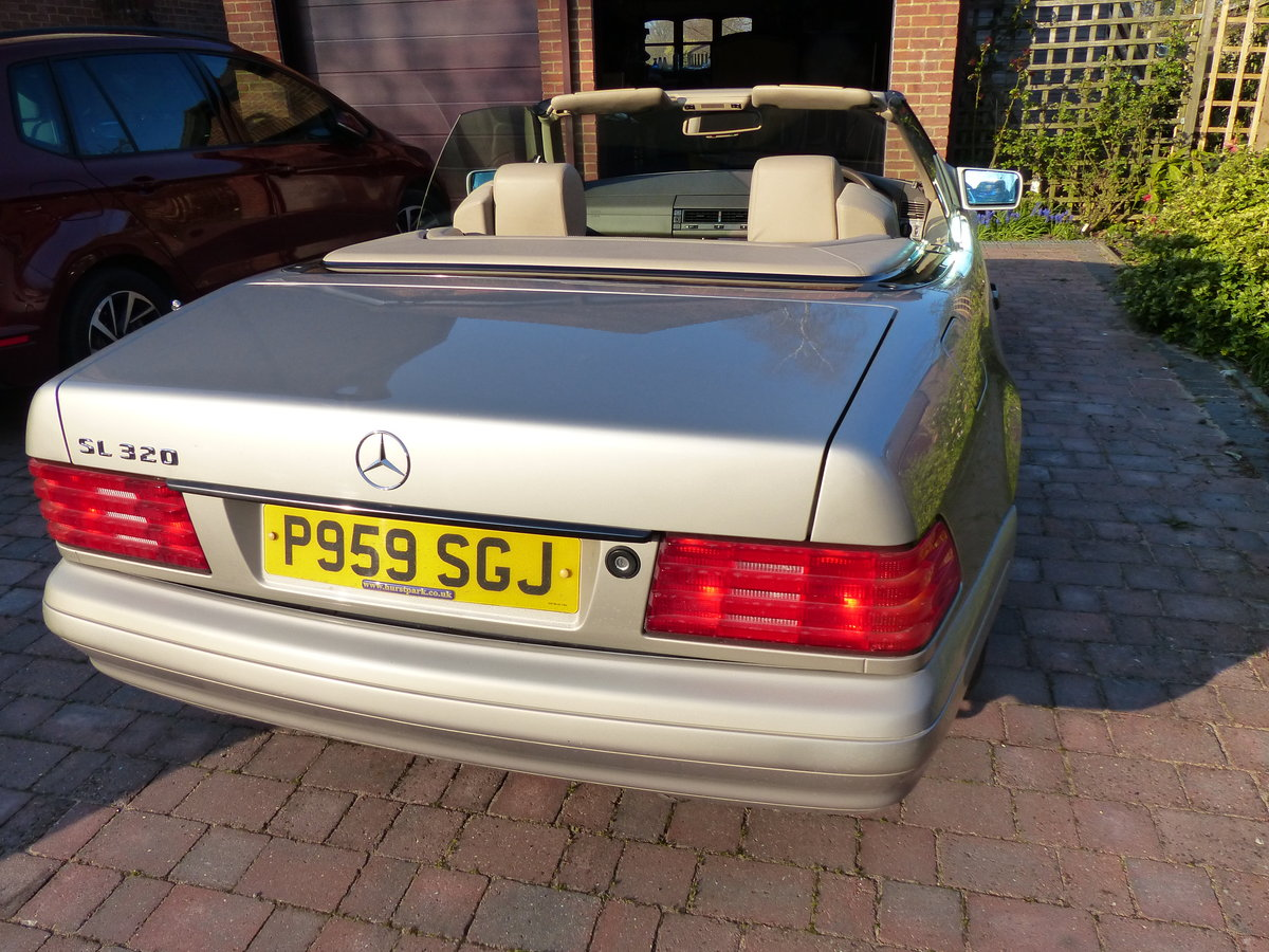 Mercedes Benz SL320 R129 1996 For Sale (picture 5 of 6)