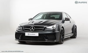 2012 MERCEDES C63 BLACK SERIES // JUST SERVICED // DESIGNO MAGNO