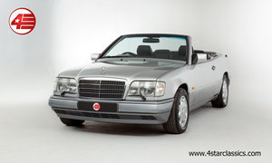 1994 Mercedes E320 Sportline Cabriolet /// 36k Miles For Sale