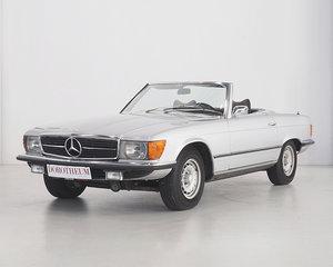 1975 Mercedes-Benz 280 SL