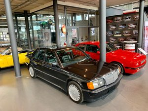 1990 Mercedes Benz 190 E  2.5   16 V  For Sale