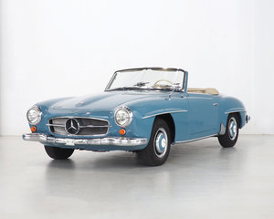 1960 Mercedes-Benz 190 SL
