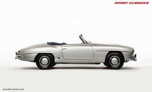 1962 MERCEDES 190SL // EU MODEL // MATCHING NUMBER // NUT & BOLT