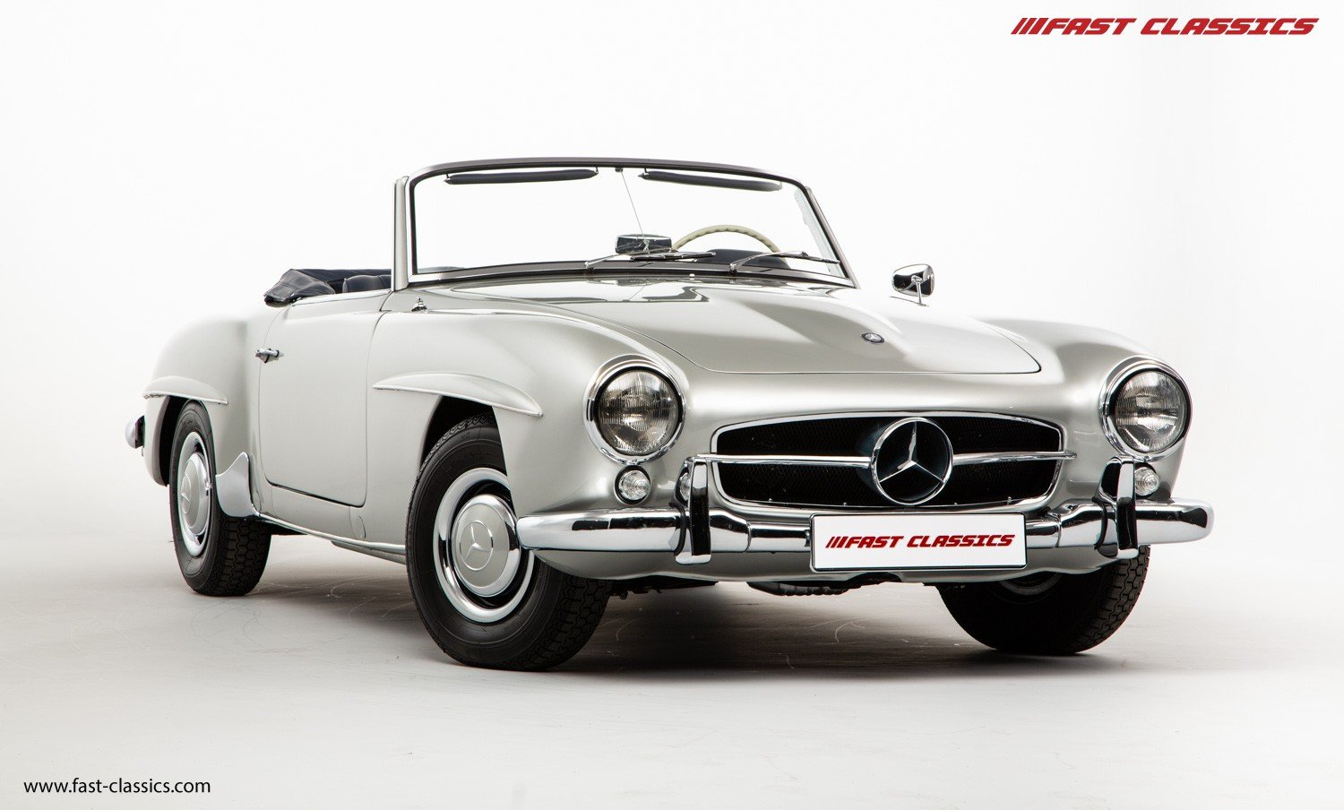 1962 MERCEDES 190SL // EU MODEL // MATCHING NUMBER // NUT & BOLT For Sale (picture 2 of 6)