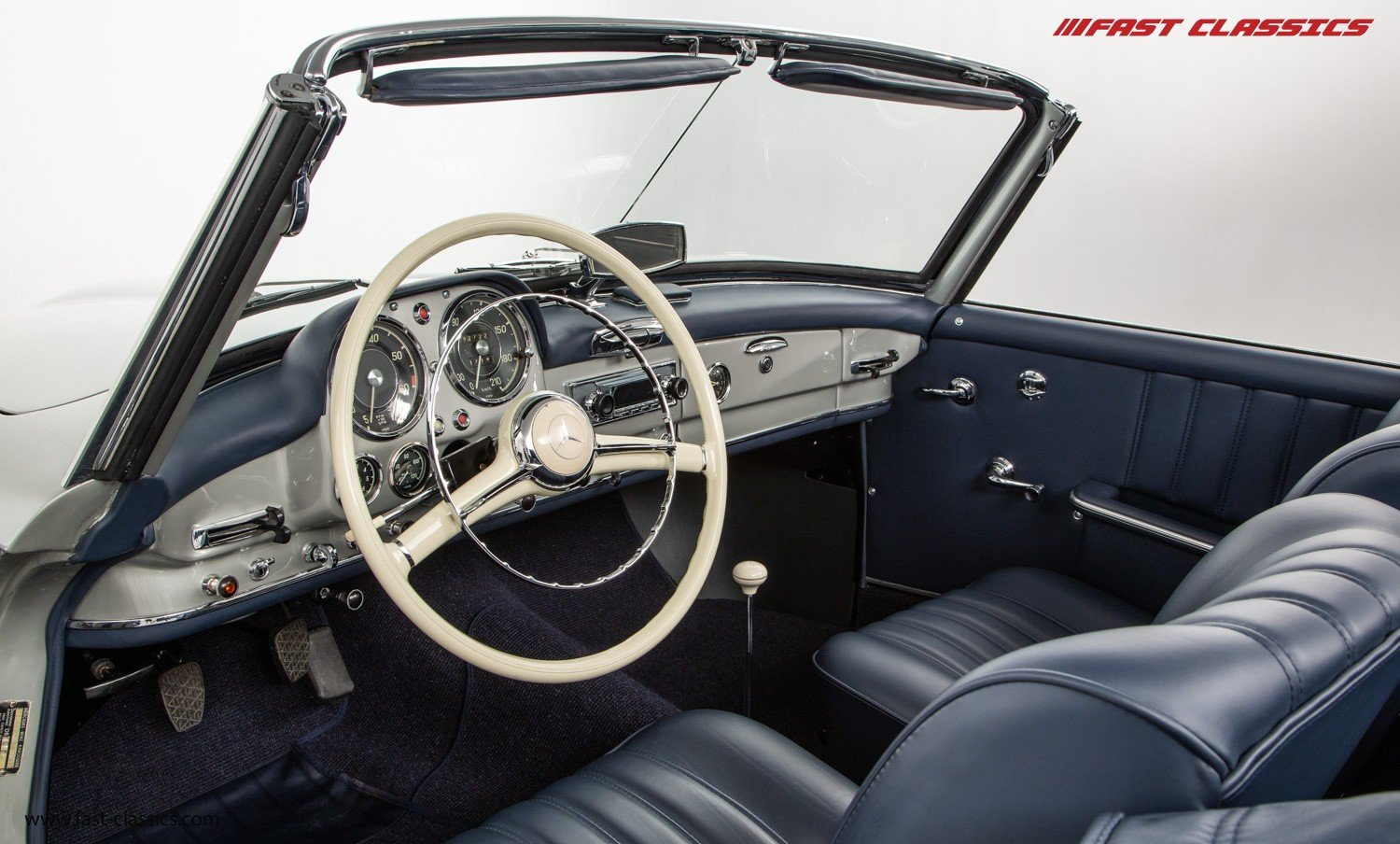 1962 MERCEDES 190SL // EU MODEL // MATCHING NUMBER // NUT & BOLT For Sale (picture 4 of 6)
