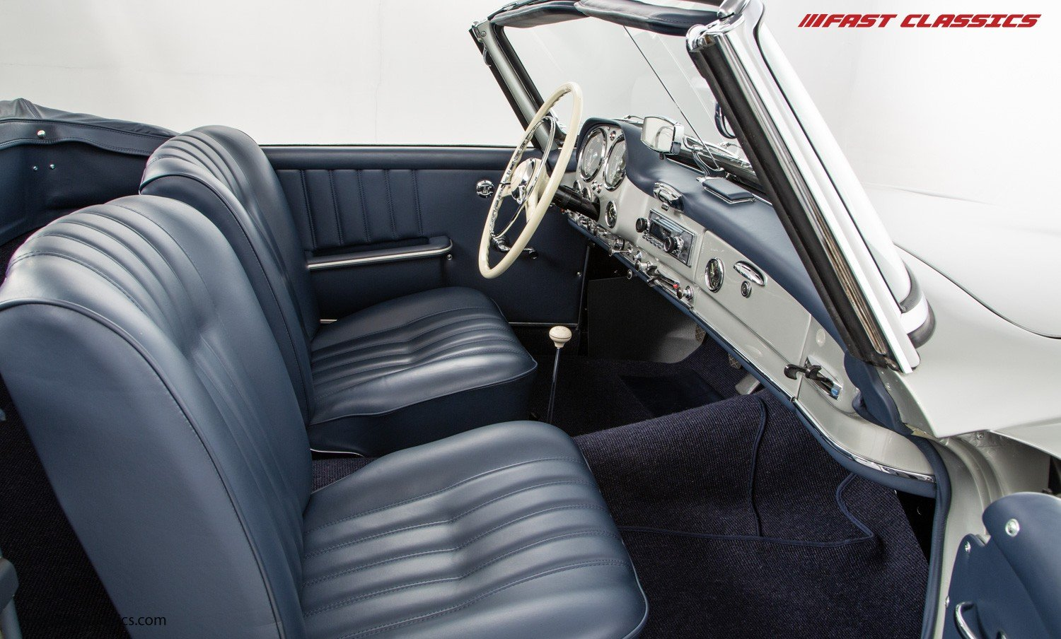 1962 MERCEDES 190SL // EU MODEL // MATCHING NUMBER // NUT & BOLT For Sale (picture 5 of 6)