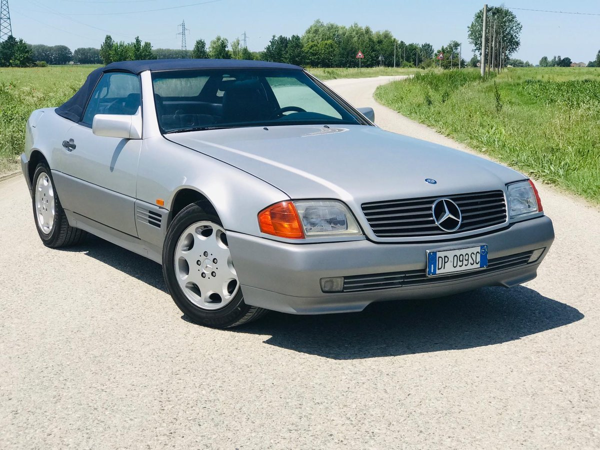 1994 MERCEDES BENZ SL 320 For Sale (picture 1 of 6)