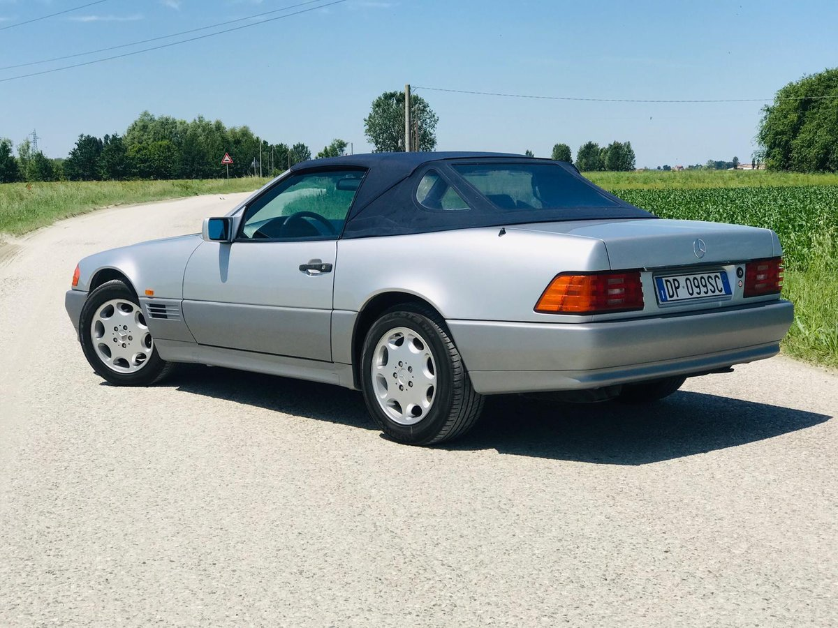 1994 MERCEDES BENZ SL 320 For Sale (picture 2 of 6)