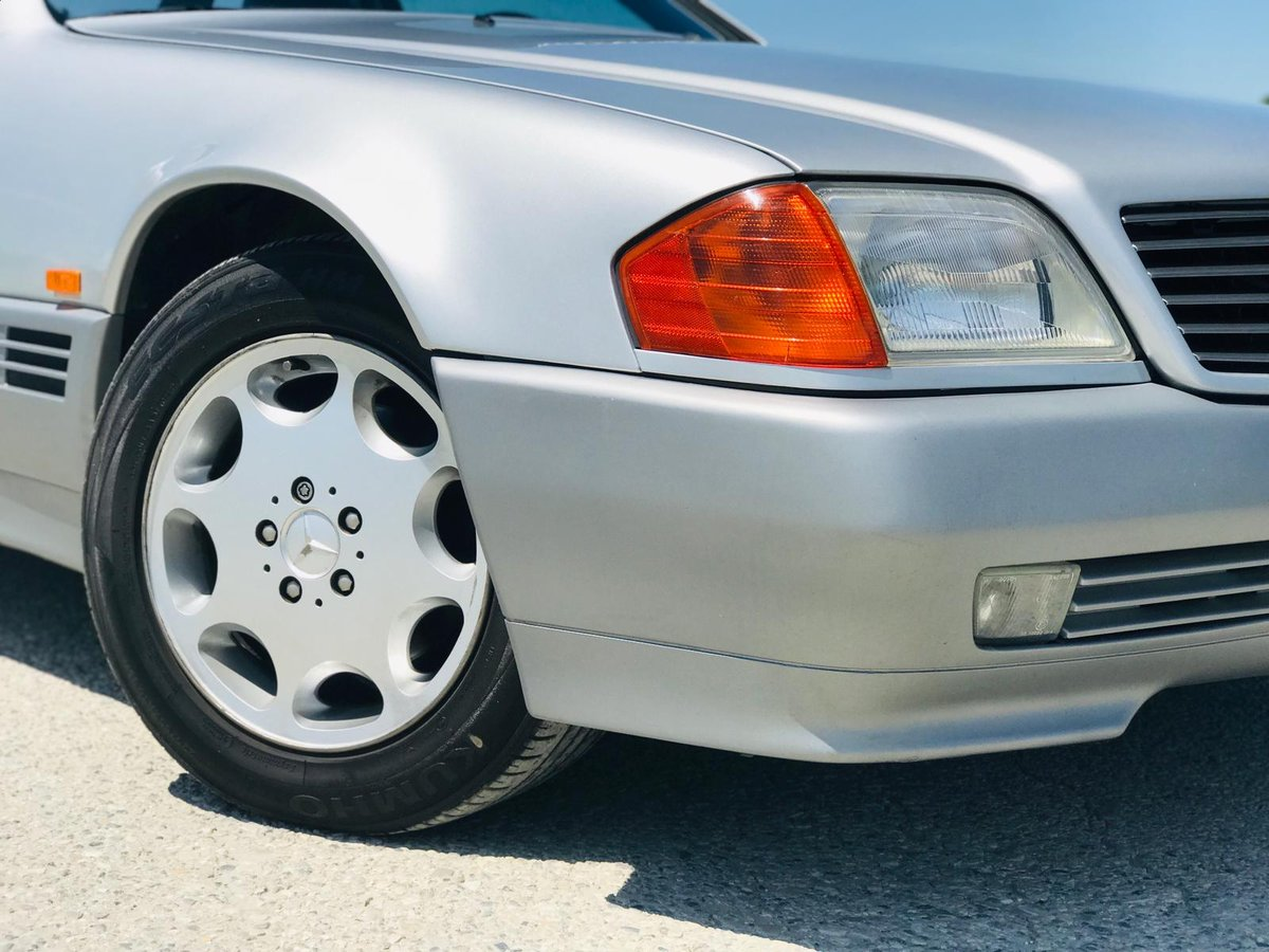 1994 MERCEDES BENZ SL 320 For Sale (picture 3 of 6)