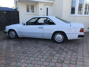 1992 Mercedes 230 ce PillarLess Coupe W124 For Sale
